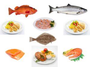Рыба для похудения. Вредна ли рыба и чем именно