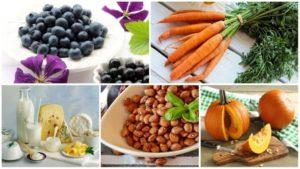 Продукты улучшающие зрение. Какие фрукты и овощи полезны для зрения