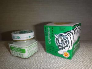 Тайский бальзам тигр белый. Вьетнамская мазь белый тигр