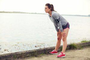 Боль в правом боку во время бега. Почему после бега болит низ живота