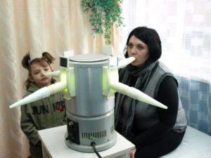 Что такое уфо процедура для детей. Уфо носа и зева противопоказания. ЛОР-заболевания и лечение ультрафиолетом