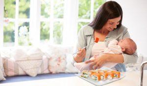 Вегетарианство и грудное вскармливание: будет ли малыш здоров, если мама не ест мяса