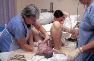 Как проходит процесс родов? Роды: пошаговая инструкция
