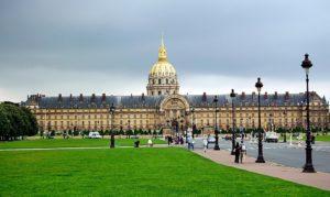 Государственный дом инвалидов в париже. Дом Инвалидов в Париже (L'hotel national des Invalides)