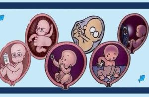 Как икает ребенок в животе ощущения. Почему малыш икает? Что делать, если малыш в животе начал икать?