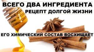 Мед и корица для снижения холестерина и чистки сосудов: способы и рецепты. Мед и корица от холестерина — рецепты для чистки сосудов