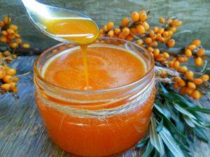 Витаминизированная смесь из облепихи с медом. Почему облепиха с медом полезна? Облепиха с медом - надежная защита от простуды и гриппа