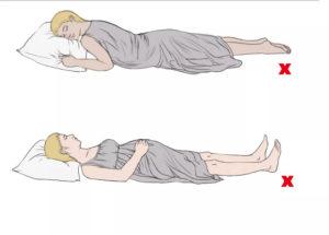 Сколько нужно лежать на животе после родов. Положение лежа на животе после родов – польза или вред