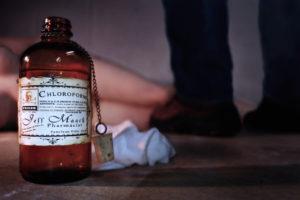 Можно ли усыпить хлороформом. Как усыпить человека, который пьян