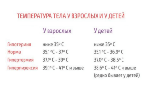 Низкая температура у ребенка 35.6 комаровский. Пониженная температура тела у ребенка – что делать