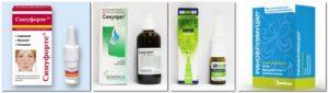 Препараты для оттока слизи из носа. Чем расжижить сопли – капли и препараты от густой слизи в носу. Лечение мокроты в носоглотке