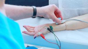 Виды электромиографии. Электронейромиография (энмг). Стандартная игольчатая электромиография