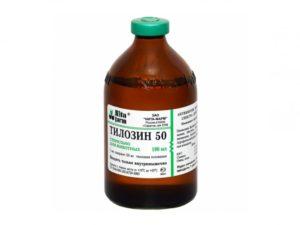 От чего тилозин 50. Антибиотик Тилозин — применение в ветеринарии. С какими препаратами нельзя использовать одновременно