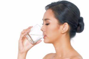 Очищение водой. Очищение горячей водой