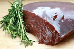 Что содержится в говяжьей печени. Говяжья печень, ее польза и вред