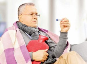 Грипп в пожилом возрасте лечение. Лечение орви и гриппа у пожилых людей. Какие осложнения могут быть у лиц пожилого возраста