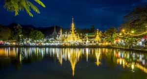 Тайланд мае хонг сон. Мае хонг сон