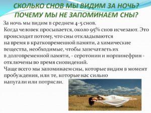 Почему не снятся сны человеку — что это значит с точки зрения психологии. Почему не снятся сны? Советы как вернуть сновидения
