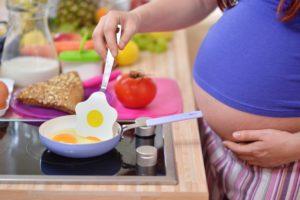 Мясо в рационе беременной женщины. Употребление мяса при беременности