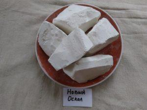 Мел кусковой для еды вред и польза. Мел - его свойства и применение