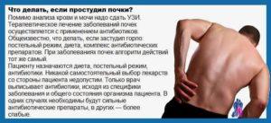 Тянет почки – причины и лечение. Болит левая почка