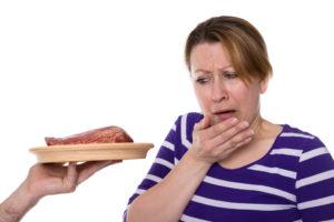 Отвращение от еды тошнота. Интересно, почему появляется отвращение к еде? Отвращение к еде и тошнота