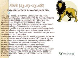 Лев-Собака: характеристика. Изучаем гороскоп