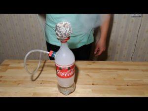 Как сделать самодельный кальян из бутылки. Как сделать кальян своими руками в домашних условиях? Самодельный кальян