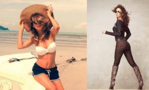 Лобода до и после похудения. Диета Светланы Лободы: меню, рецепты, секреты стройности и красоты. Можно всё, но понемногу