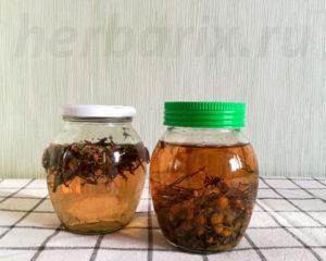 Делаем настойку ромашки на спирту. Настойка ромашки и её применение в медицине