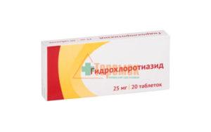 Дихлотиазид (dichlothiazidum): описание, способ применения, показания, противопоказания. Инструкция по применению дихлотиазид