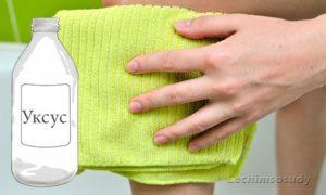 Уксусный Компресс – Эффективное Жаропонижающее Средство. Обтирание и компрессы с уксусом при температуре Компресс чтобы сбить температуру