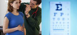 Может ли ухудшиться зрение при беременности? С чем связано ухудшение зрения при беременности
