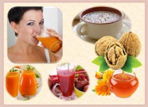 Лечение анемии народными средствами. Какие фрукты помогут излечить анемию