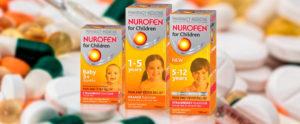 Нурофен детский сироп: инструкция по применению, через сколько действует, сколько давать от температуры? Нурофен от температуры у детей – когда давать и через сколько сбивает