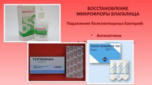 Нарушение микрофлоры в гинекологии после антибиотиков. Восстановление микрофлоры влагалища - лучшие препараты, проверенные народные средства, чем восстановить микрофлору в интимной зоне