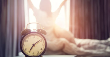Раннее утро. Утренние сны