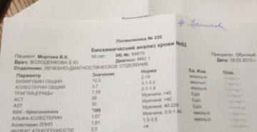 Результаты анализов холестерин расшифровка. Как обозначается холестерин в анализе крови