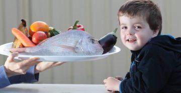 Какая рыба полезна для детей? Рыба детям