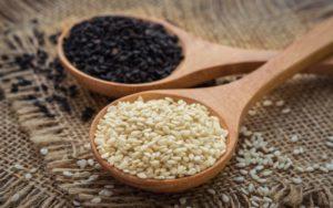 Кунжут белый калорийность. Вред и противопоказания к применению кунжута. Рецепты с семенами кунжута