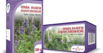 Применение травы козлятника в народной медицине. Трава козлятник (галега) от сахарного диабета: отзывы