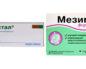 Мезим или Фестал или Панкреатин или Мезим Форте - что лучше? Что лучше применять Панкреатин или Фестал