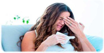 Слезы без причины у женщин признак. Что такое нервозность? Что такое плаксивость