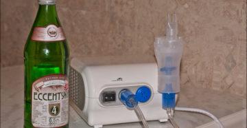 Как делать ингаляции с минеральной водой и содой. Щелочной раствор для ингаляций в домашних условиях небулайзером С чем делают щелочные ингаляции