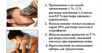 Отравление у человека аммиаком. Симптомы и оказание первой помощи при отравлении аммиаком Специфическим антидотом при поражении аммиаком является